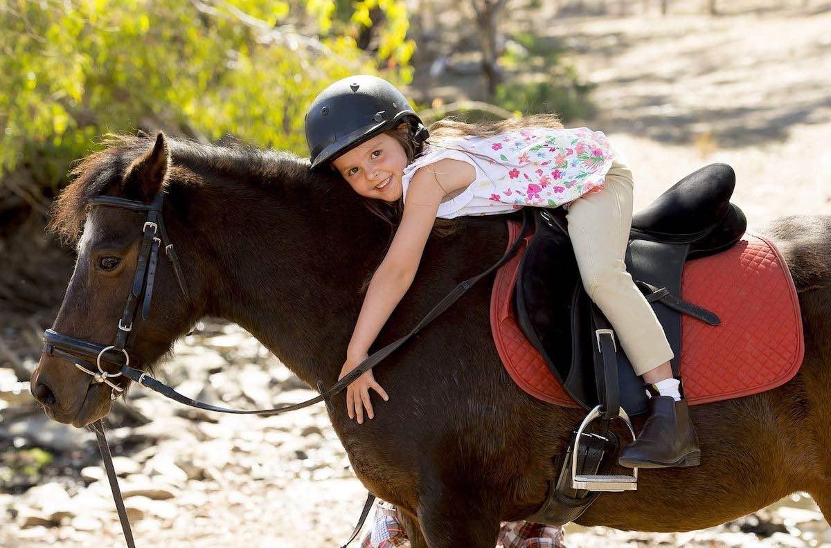 Як навчитися гарно кататися на коні