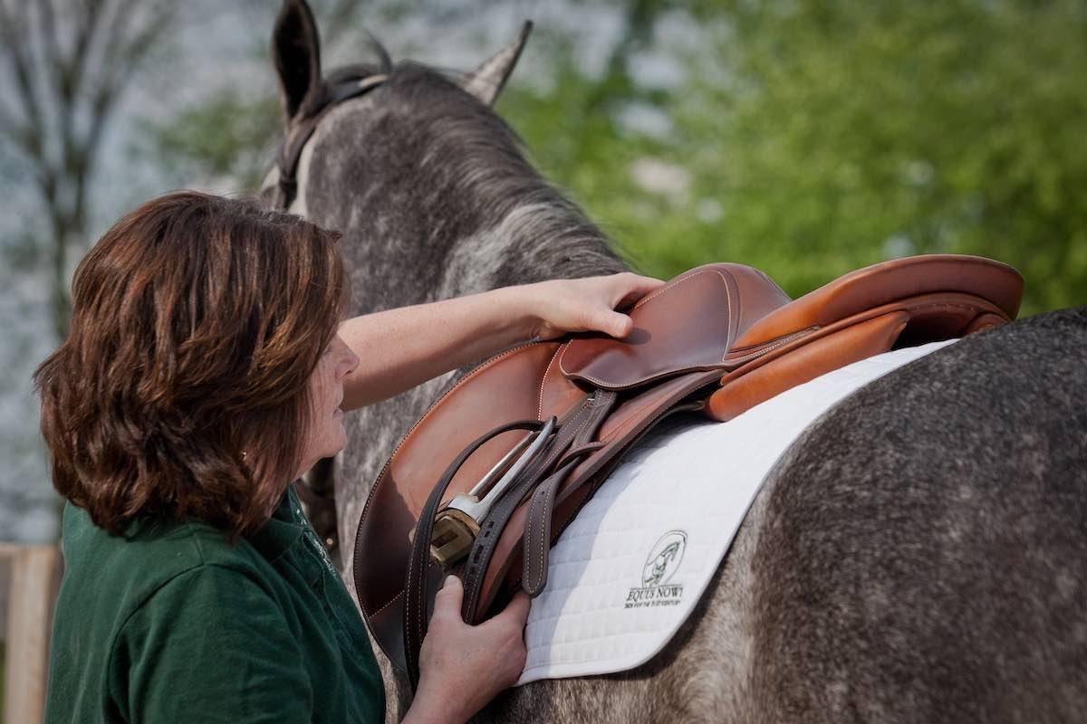 Як підібрати сідло на коня