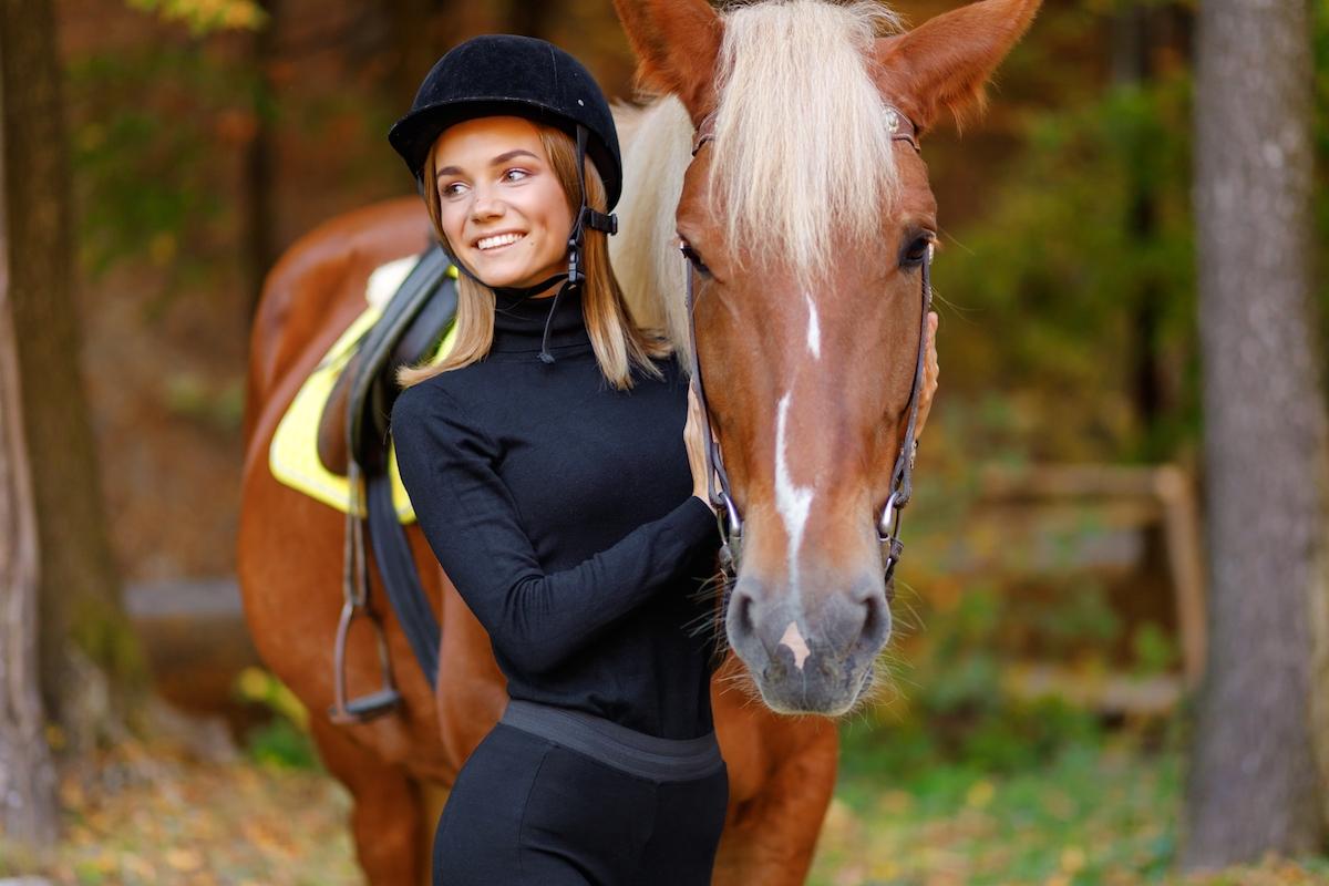 Виды конного спорта в Украине.