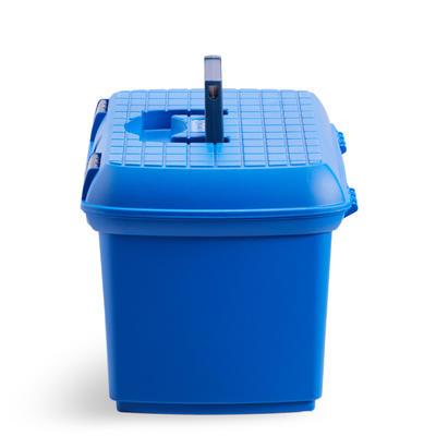 Ящик для щёток синий FOUGANZA2