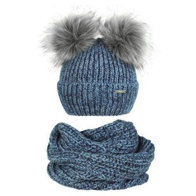 "Шапка та шарф для верхової їзди ""Miki"" York"