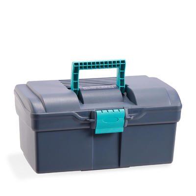 Ящик для щіток синiй Fouganza