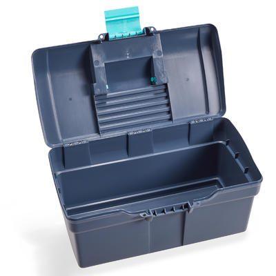 Ящик для щіток синiй Fouganza1