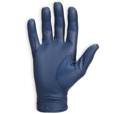Рукавички жіночі сині Fouganza1