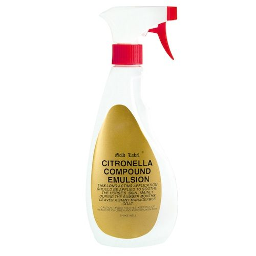 "Репелент-спрей від комах ""Citronella Compound"" Gold Label, 500мл"