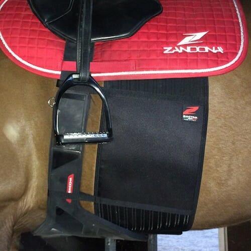 "Бандаж еластичний для коня ""Superior chafe guard evo"" Zandona1"