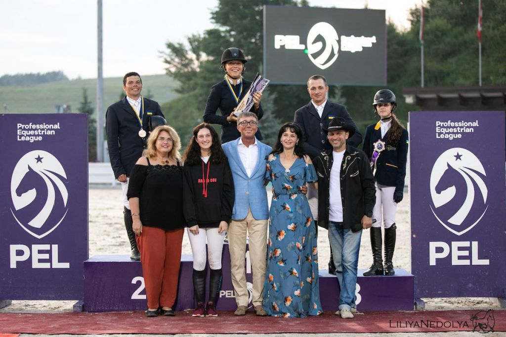 Андрей Белый Professional Equestrian League