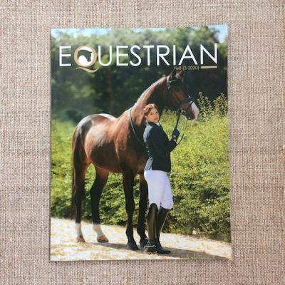 "Журнал ""Equestrian"" №8"