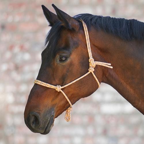 Недоуздок мотузковий для коня Waldhausen