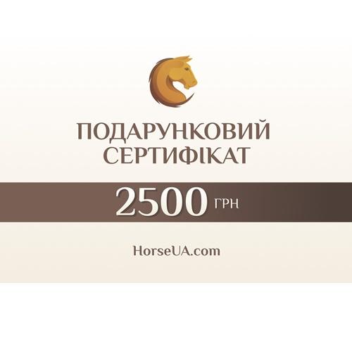 Подарочный сертификат для всадников