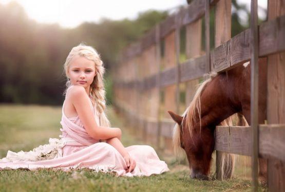 Як вмовити батьків купити коня?
