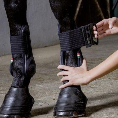 Ногавки передні з гелевою підкладкою Opera, Acavallo