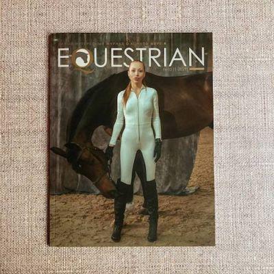 Журнал Equestrian №10