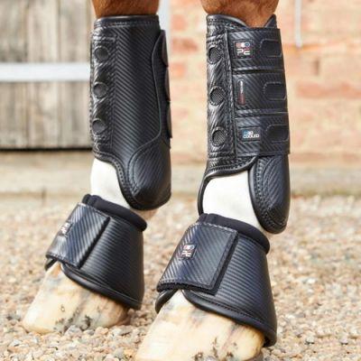 Ногавки на передні ноги Carbon Tech Air Cooled, Premier Equine